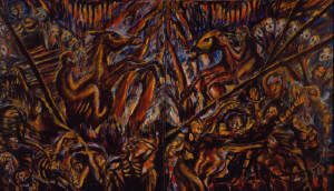 Apocalyptic Riders