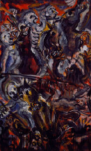 Horsemen of the Apocalypse