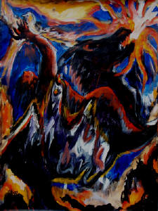 Apocalyptic Rider